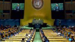 【联合国大会一般性辩论开幕】联合国呼吁全球加强合作应对挑战