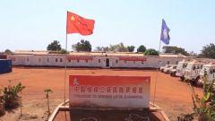 中国军队成为联合国维和行动关键力量