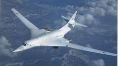 俄战略轰炸机专门沿白俄罗斯边境线飞行