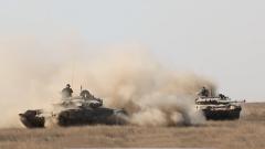 """俄罗斯""""高加索-2020""""战略演习 联合部队集群展开作战筹划作业"""