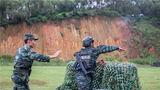 手榴弹投掷