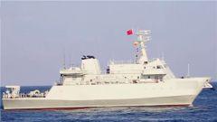 南部战区海军某部:实兵演练 锤炼海上测量尖兵