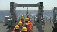 【直击演训场】南海海域 海上测量兵为战场提供信息保障
