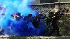 【超燃】一组图带你走进武警特战队员的极限训练