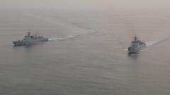 海军第35、36批护航编队完成任务交接
