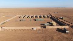 """探访俄""""高加索-2020""""战略演习中方部队营地"""