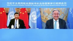 外交习语丨习主席的这场视频会见,向世界传递三大信号