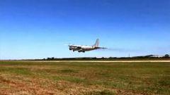 【直擊演訓場】渤海海域 反潛巡邏機跨晝夜飛行訓練
