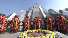 英雄安息!第七批117位在韓志愿軍烈士遺骸今日安葬