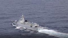 海军第36批护航编队完成首次独立护航任务