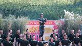 第五支参赛队伍演唱《我是一个兵》《鸿雁》