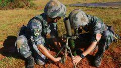 南部战区:节日期间战备演练 铸牢思想能力双防线