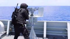 【祖国 我在战位守护您】远海大洋 海军舰艇编队枕戈待旦