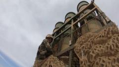 陸軍第79集團軍某防空旅開展多種防空火力抗飽和攻擊演練