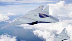 专家:美六代机可能是高超声速无人机 同时或将动用无人机进行空战