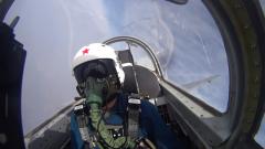 【直击演训场】空军飞行学员跨代开飞加速战斗力生成