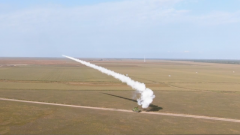 陸軍第78集團軍某旅開展地空導彈實彈射擊演練