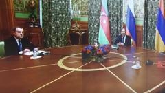 【阿塞拜疆和亞美尼亞達成在納卡地區?;饏f議】 雙方互相指責對方違反?;饏f議