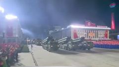 朝鮮舉行閱兵式慶祝勞動黨建黨75周年