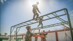 火熱練兵為打贏  武警吐魯番支隊掀起秋日練兵熱潮