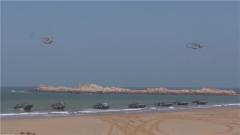 【直击演训场·新质作战力量】海军陆战队某旅:转型重塑 打造三栖尖兵