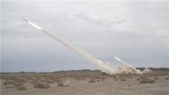 【直击演训场·新质作战力量】远火分队西北大漠实弹射击 精确制导 弹无虚发