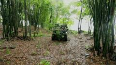 山猫全地形野战救护车 克服战场4公里救护盲区