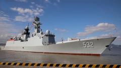 海軍第35批護航編隊完成任務順利凱旋
