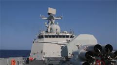 海軍某驅逐艦支隊:突出臨機導調 檢驗部隊整體作戰能力