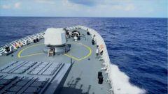 【直擊演訓場】海軍某驅逐艦支隊高強度訓練錘煉打贏本領