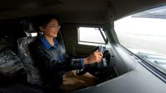 特種車輛零距離 軍迷試駕第三代猛士軍車