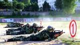 步枪100米精度射击