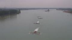 天塹變通途!看解放軍舟橋部隊黃河上硬核架橋