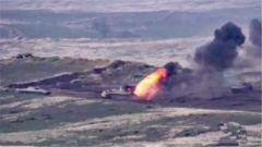 亞美尼亞和阿塞拜疆在納卡地區新一輪沖突 交火仍在持續