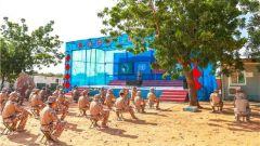 加鋼淬火!中國第16批赴蘇丹達爾富爾維和工兵分隊開展維和任務專項培訓
