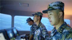 """海軍某艦艇訓練中心:打造艦艇戰斗力生成""""倍增器"""""""