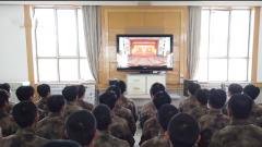 解放軍和武警部隊用多種方式學習貫徹習主席重要講話精神