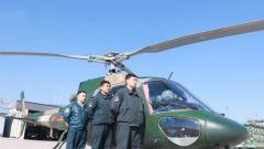 陸軍航空兵學院開展直升機模擬特情處置集訓