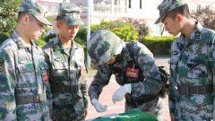 南部戰區陸軍組織衛生專業尖子教學法集訓