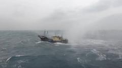 大陸漁船澎湖海域遭臺艦水炮驅離 張彬:這一舉動對臺灣非常不利
