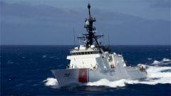 美海岸警衛隊將向西太曾派巡邏艦 專家:欲對中國展開高消耗低強度的挑釁