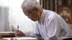無法忘卻!89歲抗美援朝老兵至今仍能清晰繪制小高嶺戰場地形圖