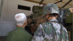 回到闊別幾十年的老連隊,89歲的抗美援朝老兵最關心的是……