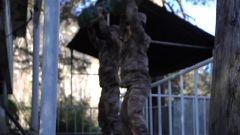 小小的哨所 大大的責任 戍邊官兵的堅守讓這里格外溫暖