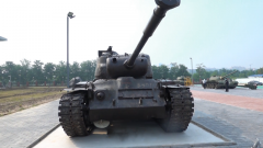 揭秘!志愿軍如何用火箭筒繳獲美軍的巴頓坦克