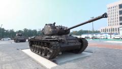 美制老坦克印有漢字 來歷成謎網友大呼認不出