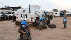 南蘇丹:中國第6批維和步兵營組織開展軍事技能比武競賽