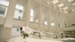 """走進軍事博物館 感受抗美援朝時期""""9星""""戰機的氣勢"""