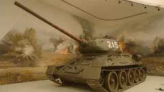 """抗美援朝中的功勛坦克:""""6星""""級215號坦克!"""