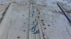 """戈壁灘上頂著六七級大風跑五公里 這里的邊防軍人像極了""""追風少年"""""""